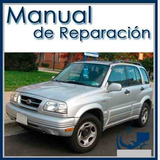 Manual Taller Chevrolet Grand Vitara Xl7 Y Xl5 1998-2006 Pdf