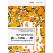 Nova Gramatica Para Concursos Praticando A Lingua Portuguesa