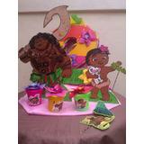 Decoracion Fiesta Infantil Moana.piñata,cotillones,figuras