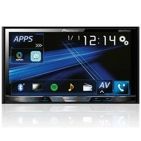 Dvd Player Pioneer Avh-x598tv Tv Digital Mixtrax Conexão Blu