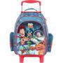 Mochila De Carrinho Toy Story Blue Md 3bolsos Dermiwil Unid