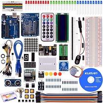 Kuman Project Starter Kit Arduino Uno R3 Mega 2560 Robot Nan