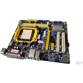 Placa Mãe Amd Am2 M61pmv Ddr2/4gb/2pci Foxconn Oem