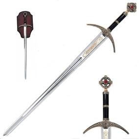 Espada Metal 1,22m Grande Medieval Robin Hood Templaria