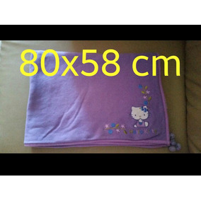 Manta Pie De Cama Hello Kitty Original Sanrio