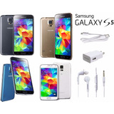 Samsung Galaxy S5 Liberado Meses Sin Interes Envío Gratis!!