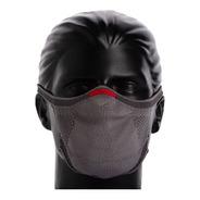 Máscara De Proteção Fiber Knit 3d Com 1 Refil E Nota Fiscal