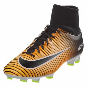 Chuteira Nike Mercurial Botinha - Chuteiras Nike de Campo para ... 247da6b3b288c