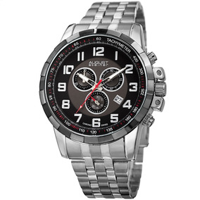 Reloj Hombre August Steiner As8118 Swiss Quartz Stainless