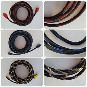 Cable Hdmi A Hdmi 15 Metros 1080p Pc Hdtv Ps3 Proyector