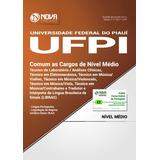 Apostila Ufpi 2017 - Universidade Federal Do Piauí [comum]