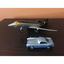 Cars Disney Siddeley Spy Jet Shoot Out