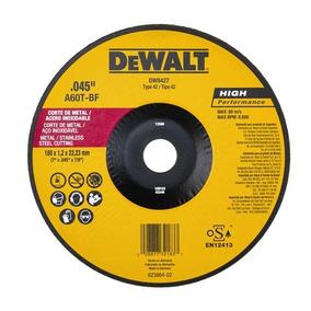 Disco Corte Ultra Fino Dewalt - Dw8427 - 7 X0.045 X7/8
