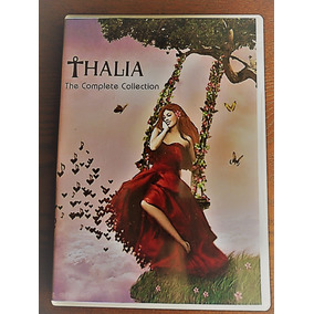 3 Dvd - Thalia - The Complete Collection