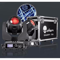 Cabeza Móvil Alien Beam 7r 230 Watts,con Case