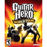 Guitar Hero World Tour Sellado Xbox360
