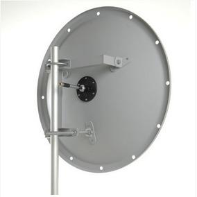 Kit Com 2 - Mm-5830 Antena De Disco 5.8 Ghz 30dbi Aquário