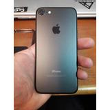 Iphone 7 128g Black Mate, Liberado De Fabrica