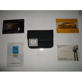 Manual Proprietário Malibu Original Gm - 98550148