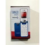 Celular Tango Mini Folder Adulto Mayor Chip 19 Días Gratis