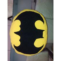 Almohadas De Batman, Linterna Verde, Flash,superman