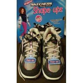 69c0c1b4a93 Skechers Shape Ups Originales 9 Usa 6 Mex Para Ejercitarse - Tenis ...