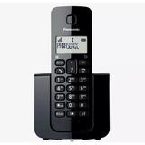 Telefone Sem Fio Panasonic Tgb110 Com Identificador + Nota