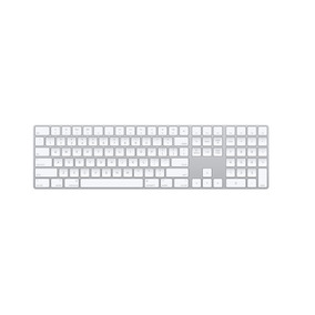 Teclado Apple Magic Keyboard Alfa Numérico Sem Fio Mid 2017