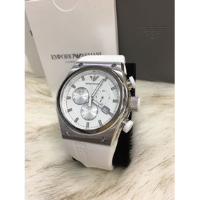 cc23b8a9b85 Relógio   armani Exchange   Ax5062   Branco   super Luxo   ...