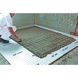 Isolante Optima Piso Em Lã De Vidro Isover Paínel 23 Ig