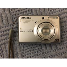 Câmera Sony Cybershot Dsc S930 + 4gb Cartão Memória