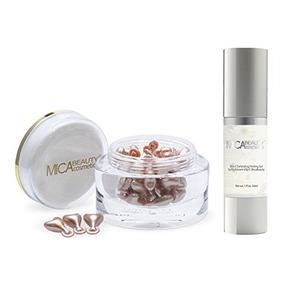 Mica Beauty Skin Care Bundle: Advanced Multi-vitamin Time Co
