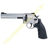Revolver De Pressão Co2 - 4,5mm - S&w - Mod 686