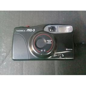 Câmera Yashica Mg-3 **descrição**