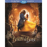Blu-ray + Dvd Beauty & The Beast / La Bella Y La Bestia 2017