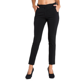 Pantalón Chupín Clásico De Mujer - Tela Zara | Chima