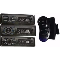 Reproductor Pioneer Usb Sd Mp3 Wma Radio