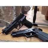 Pistola Sig Sauer P226 Metal Slider Airsoft Spring Sin Co2