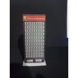 Maqueta Anime Torre Banco Venezuela