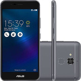 Smartphone Asus Zenfone 3 Max 16gb Tela 5.2 2gb Ram Zc520tl