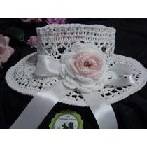 Pamelas Tejidas A Crochet. Cumpleaños, Bautizo, Matrimonios.