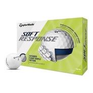 Pelotas De Golf Taylor Made Soft Response X15 2020 Buke Golf