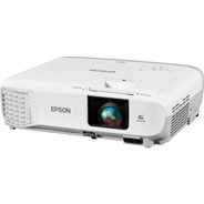Proyector Epson S39 Powerlite Svga 3lcd 3300 Lúmenes Hdmi
