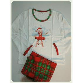 Pijamas De Navidad Tallas 2-14 Y S,m,l,xl Preguntar Precio