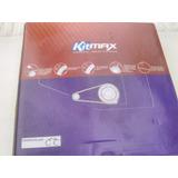 3/relação Kit Relação Max Pop100 C92/05 Com Pinhão Aço 1045