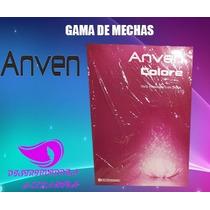 Promocion Gama De Mechas De Colores Tinte Marca Anven