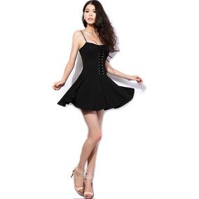 Vestidos de fiesta con corset cortos