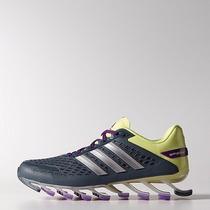 Zapatos Adidas Springblade Dama Razor Women 100% Original