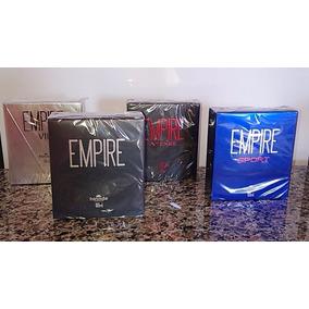 Kit 10 Perfumes Empire Hinode Promoção Até 30/10