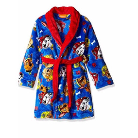 Nickelodeon Salida De Baño Niños Pijama Paw Patrol